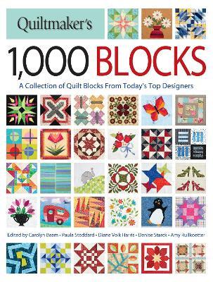 Quiltmaker's 1,000 Blocks book
