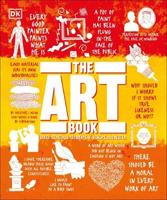 The The Art Book by DK