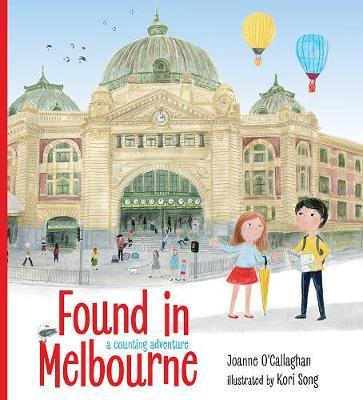 Found in Melbourne book
