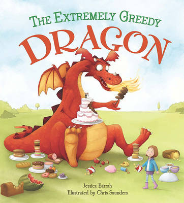 Extremely Greedy Dragon by Jessica Barrah