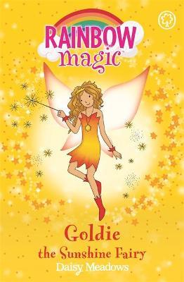 Rainbow Magic: Goldie The Sunshine Fairy by Daisy Meadows