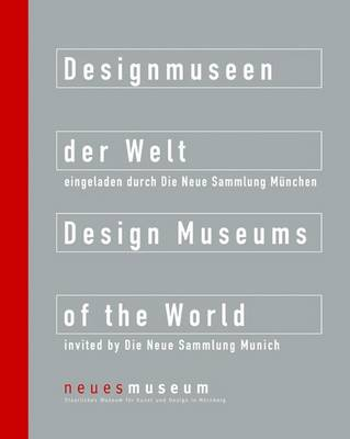 Designmuseen Der Welt / Design Museums of the World by Florian Hufnagl