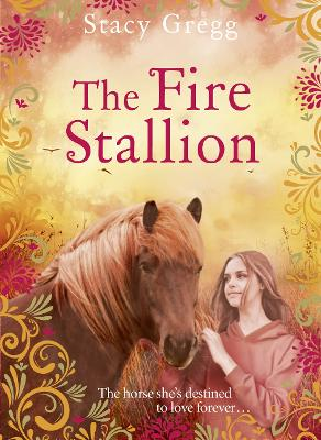 The Fire Stallion book
