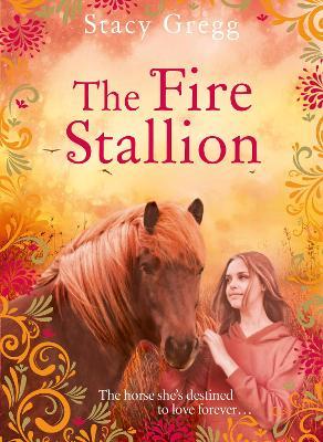 The Fire Stallion book