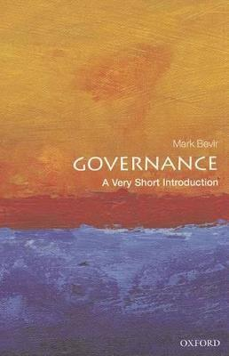 Governance: A Very Short Introduction by Mark Bevir