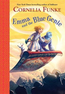 Emma and the Blue Genie by Cornelia Funke