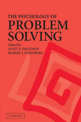 Psychology of Problem Solving book