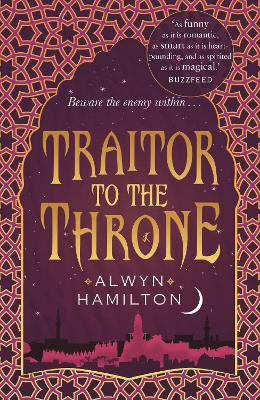 Traitor to the Throne book