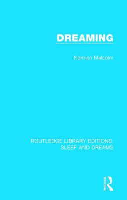 Dreaming by Norman Malcolm