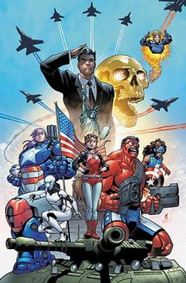 U.s.avengers Vol. 1: American Intelligence Mechanics by Al Ewing