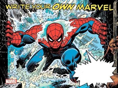 Write Your Own Marvel by Marvel Comics