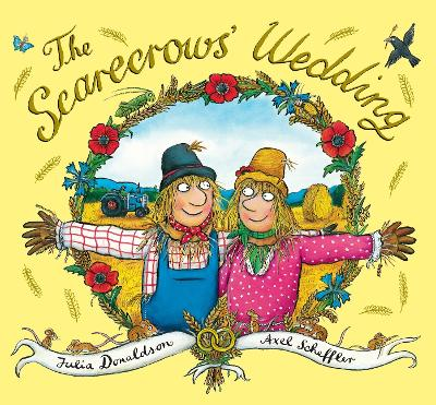 Scarecrows' Wedding book