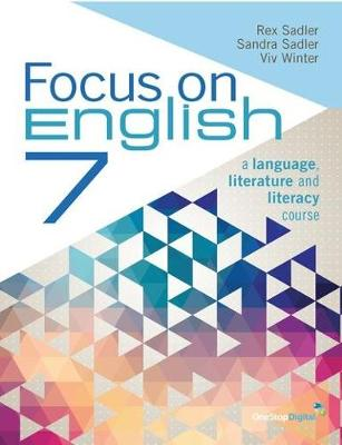 Focus on English 7 - Student Book by Viv Winter