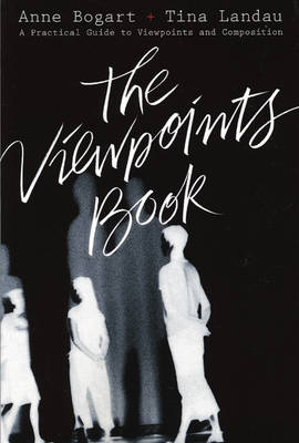 Viewpoints Book by Anne Bogart