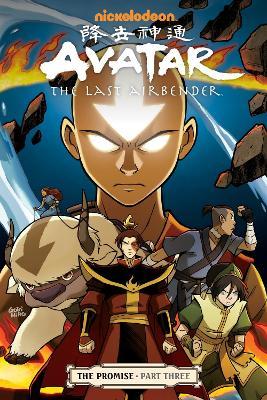 Avatar: the Last Airbender Avatar: The Last Airbender# The Promise Part 3 Promise Part 3 by Gurihiru
