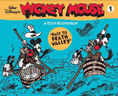 Walt Disney's Mickey Mouse Vol.1 by Gary Groth