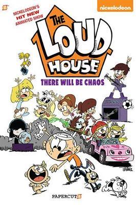 Loudhouse #1 by Chris Savino