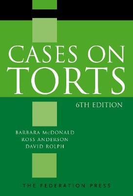 Cases on Torts by David Rolph