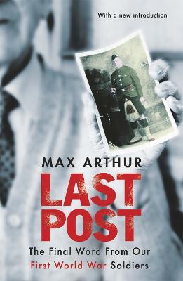 Last Post by Max Arthur