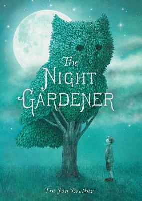 Night Gardener by Terry Fan