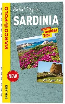 Sardinia Marco Polo Travel Guide - with pull out map by Marco Polo