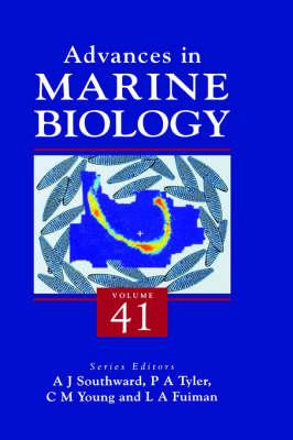 Advances in Marine Biology by Alan J. Southward