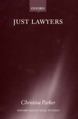Just Lawyers by Christine Parker