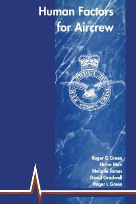 Human Factors for Aircrew by Roger G. Green