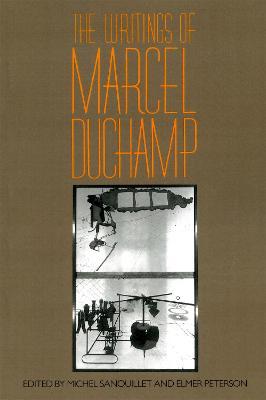 Writings Of Marcel Duchamp book