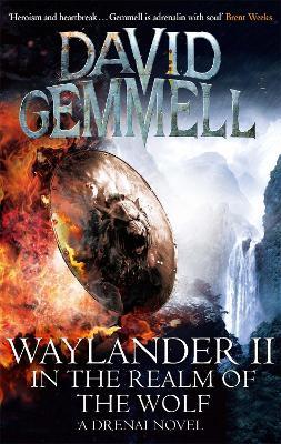 Waylander II book