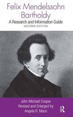 Felix Mendelssohn Bartholdy by John Michael Cooper