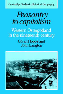 Peasantry to Capitalism book