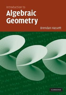 Introduction to Algebraic Geometry book