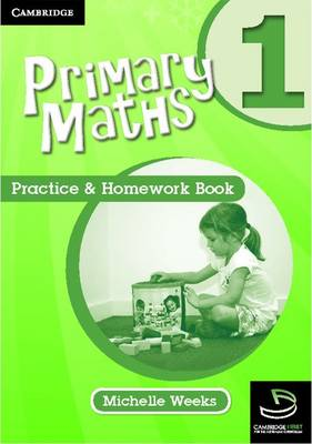 Primary Maths Practice and Homework Book 1 book