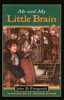 Me and My Little Brain by D. Fitzgerald