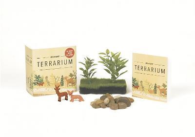 Desktop Terrarium: No Green Thumb Required! by Running Press