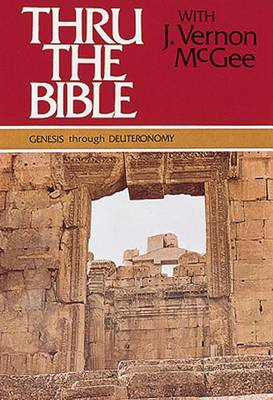 Thru the Bible, 5 Vols. by Dr J Vernon McGee