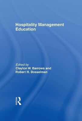 Hospitality Management Education by Kaye Sung Chon