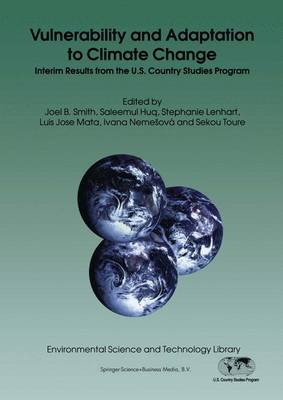 Vulnerability and Adaptation to Climate Change by Joel B. Smith