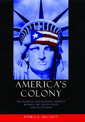 America's Colony book