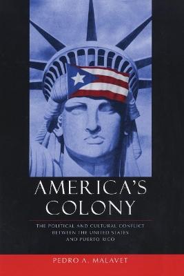 America's Colony book