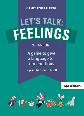 Let's Talk: Feelings by Sue Nicholls
