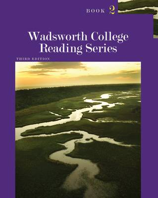 Wadsworth College Reading Series: Book 2 by Cengage Learning