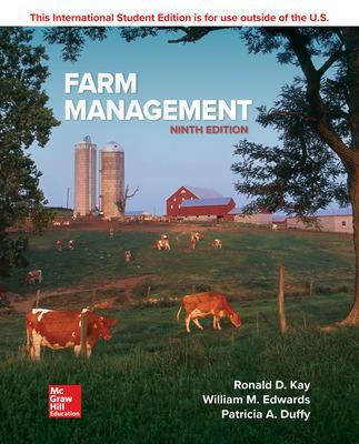 ISE Farm Management book