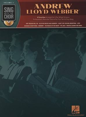 Sing With The Choir Volume 1 by Andrew Lloyd Webber