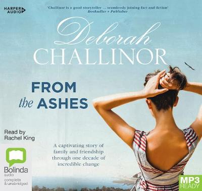 From The Ashes by Deborah Challinor