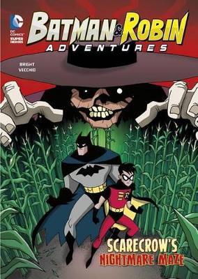 Scarecrow's Nightmare Maze book