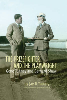 Prizefighter and the Playwright book