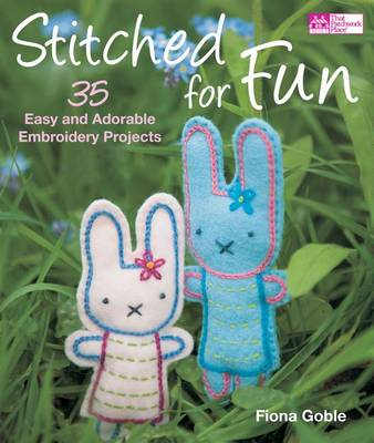 Stitched for Fun by Fiona Goble