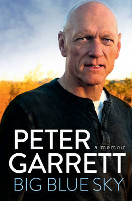 Big Blue Sky by Peter Garrett